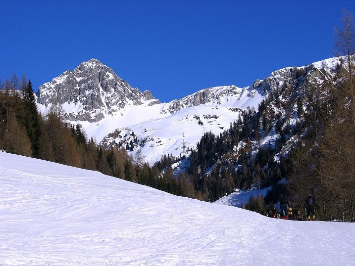 Foto: Andreas Koller / Ski Tour / Rassige Tour aufs Kleine Mosermandl (2538m) / 12.01.2009 19:17:05