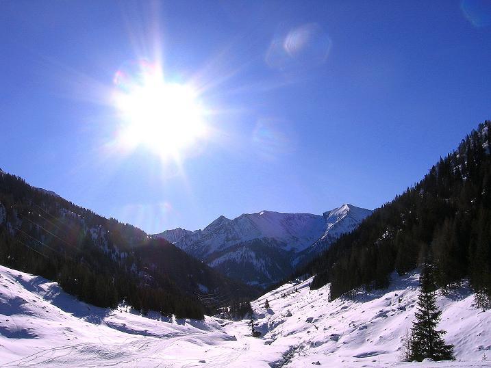 Foto: Andreas Koller / Ski Tour / Rassige Tour aufs Kleine Mosermandl (2538m) / 12.01.2009 19:16:35