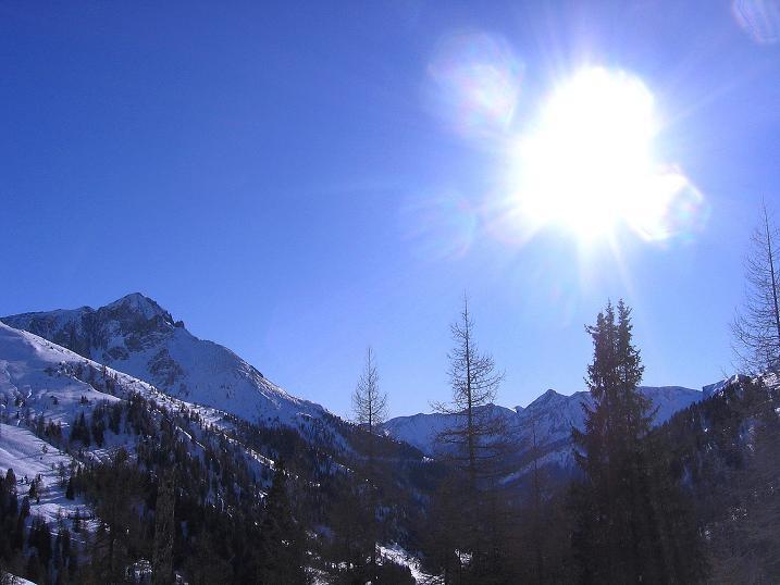Foto: Andreas Koller / Ski Tour / Rassige Tour aufs Kleine Mosermandl (2538m) / 12.01.2009 19:16:12