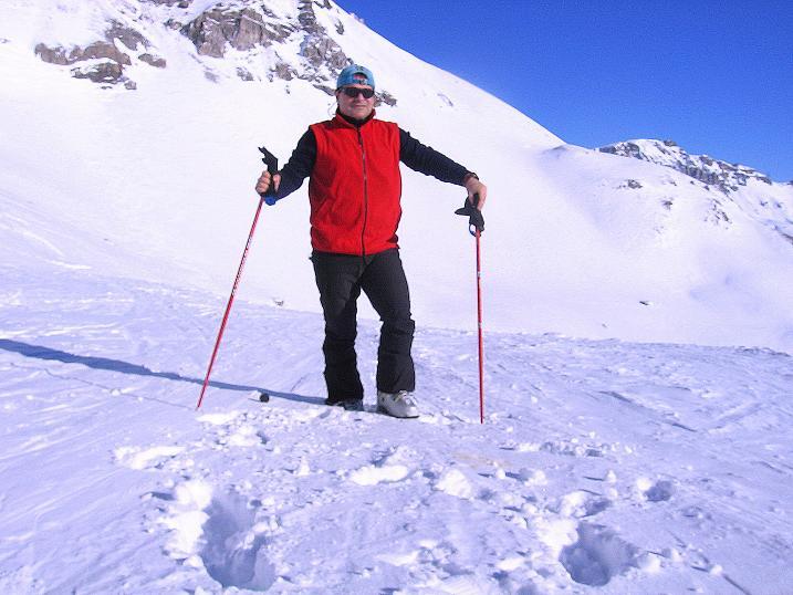 Foto: Andreas Koller / Ski Tour / Rassige Tour aufs Kleine Mosermandl (2538m) / Im Urbankar / 12.01.2009 19:14:51
