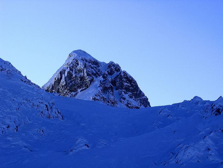 Foto: Andreas Koller / Ski Tour / Rassige Tour aufs Kleine Mosermandl (2538m) / Großes Mosermandl (2680 m) / 12.01.2009 19:12:58
