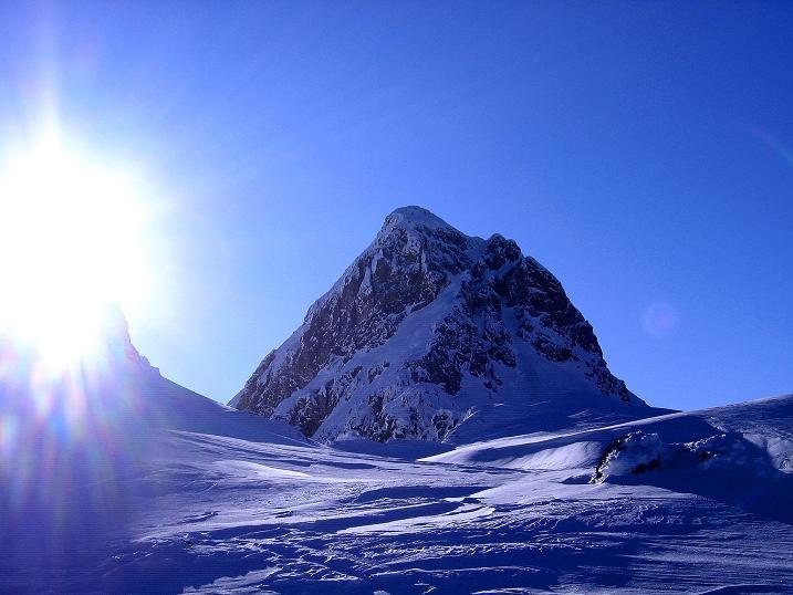 Foto: Andreas Koller / Ski Tour / Rassige Tour aufs Kleine Mosermandl (2538m) / 12.01.2009 19:12:26