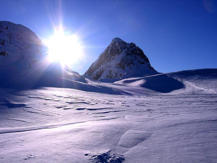 Foto: Andreas Koller / Ski Tour / Rassige Tour aufs Kleine Mosermandl (2538m) / Kleines Mosermandl und Großes Mosermandl (2680 m) / 12.01.2009 19:11:26