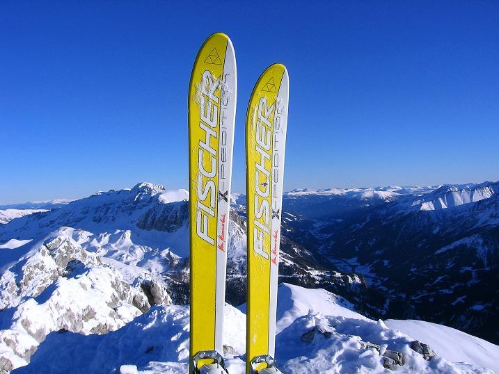 Foto: Andreas Koller / Ski Tour / Rassige Tour aufs Kleine Mosermandl (2538m) / 12.01.2009 19:06:06