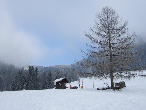 Foto: hofchri / Ski Tour / 4 Gipfeltour in der Osterhorngruppe ab der Gaißau / 13.01.2009 12:30:05