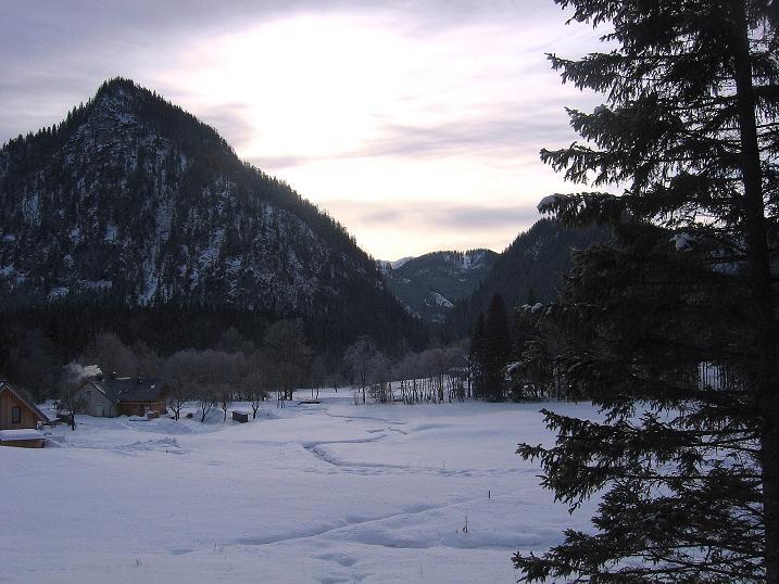 Foto: Andreas Koller / Ski Tour / Durch das Nappental auf die Kräuterin (1919m) / 18.01.2009 23:36:59