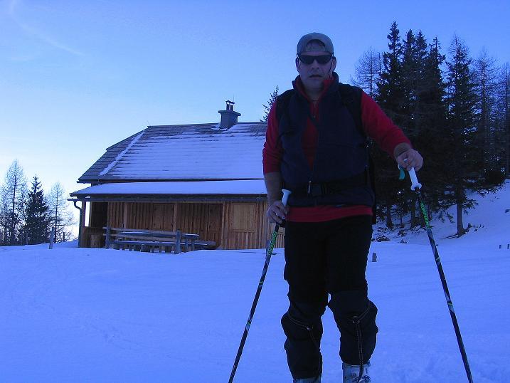 Foto: Andreas Koller / Ski Tour / Durch das Nappental auf die Kräuterin (1919m) / 18.01.2009 23:33:46