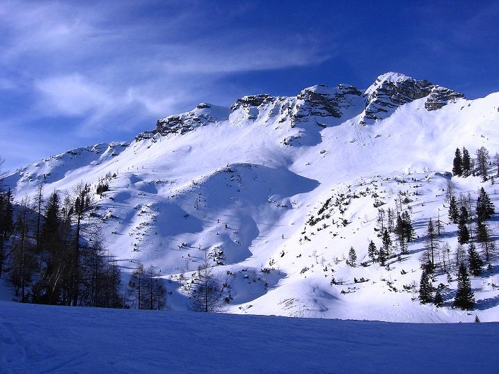 Foto: Andreas Koller / Ski Tour / Durch das Nappental auf die Kräuterin (1919m) / 18.01.2009 23:33:07