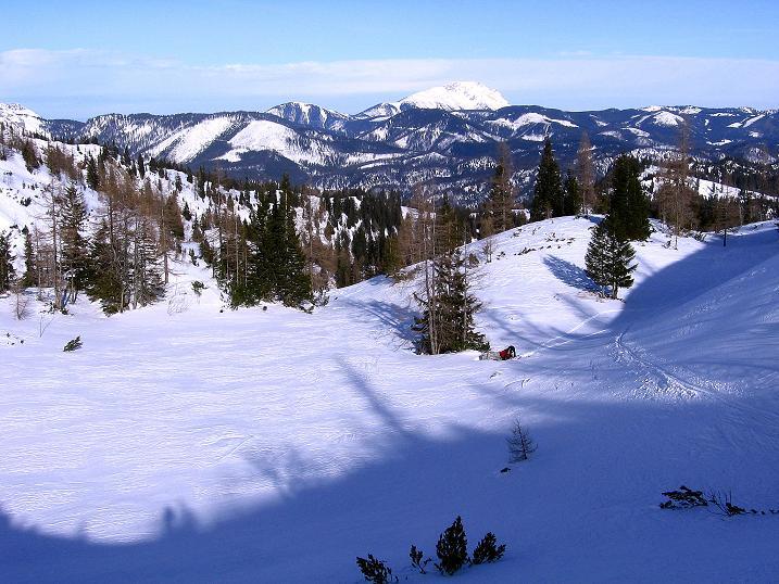 Foto: Andreas Koller / Ski Tour / Durch das Nappental auf die Kräuterin (1919m) / 18.01.2009 23:32:34