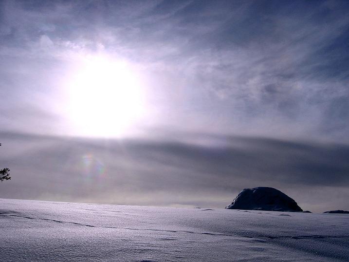 Foto: Andreas Koller / Ski Tour / Durch das Nappental auf die Kräuterin (1919m) / 18.01.2009 23:30:27