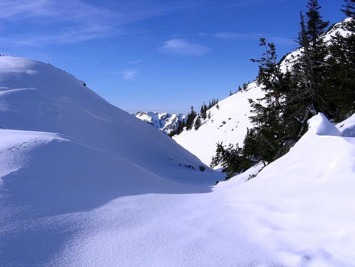 Foto: Andreas Koller / Ski Tour / Durch das Nappental auf die Kräuterin (1919m) / 18.01.2009 23:29:53