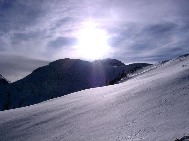 Foto: Andreas Koller / Ski Tour / Durch das Nappental auf die Kräuterin (1919m) / 18.01.2009 23:29:36