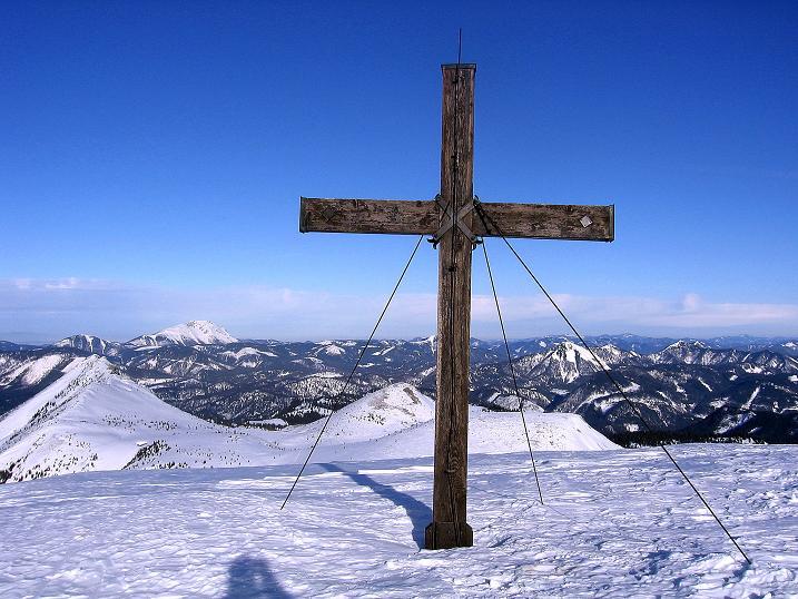 Foto: Andreas Koller / Ski Tour / Durch das Nappental auf die Kräuterin (1919m) / 18.01.2009 23:25:53