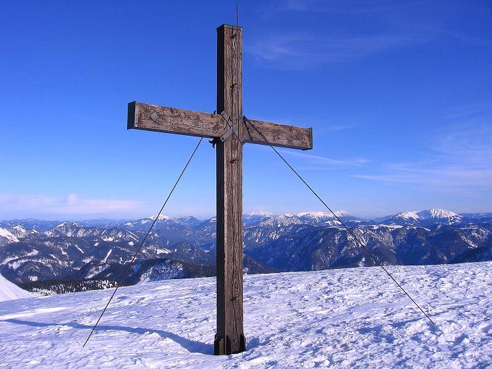 Foto: Andreas Koller / Ski Tour / Durch das Nappental auf die Kräuterin (1919m) / 18.01.2009 23:25:18