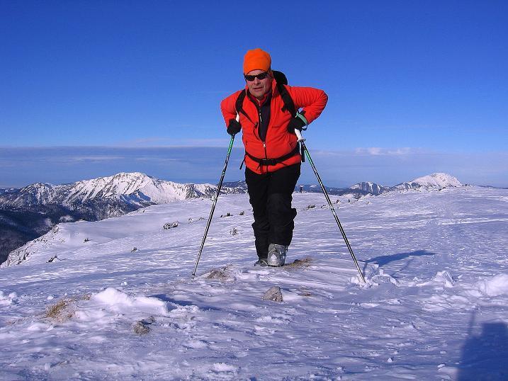 Foto: Andreas Koller / Ski Tour / Durch das Nappental auf die Kräuterin (1919m) / 18.01.2009 23:25:06