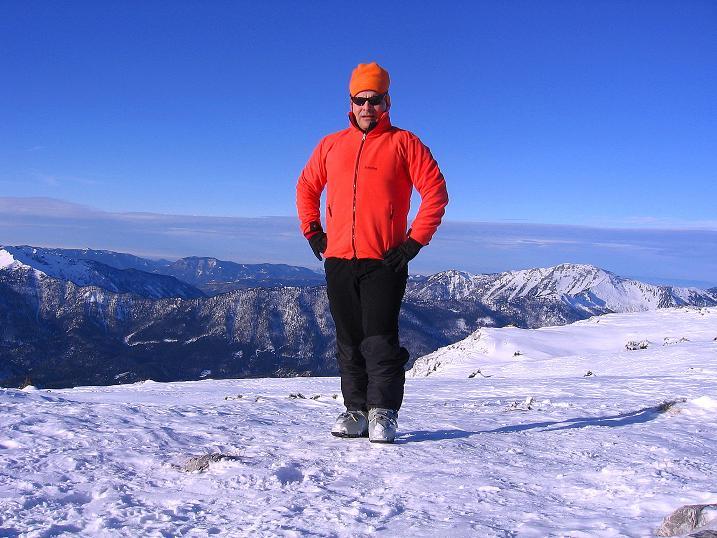 Foto: Andreas Koller / Ski Tour / Durch das Nappental auf die Kräuterin (1919m) / 18.01.2009 23:24:08