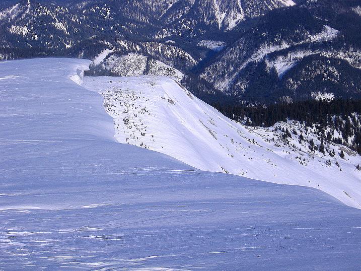 Foto: Andreas Koller / Ski Tour / Durch das Nappental auf die Kräuterin (1919m) / 18.01.2009 23:23:58