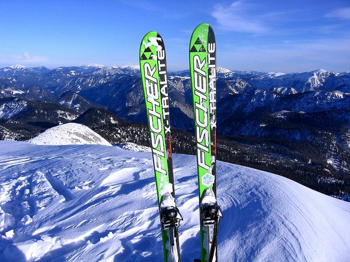 Foto: Andreas Koller / Ski Tour / Durch das Nappental auf die Kräuterin (1919m) / 18.01.2009 23:22:26