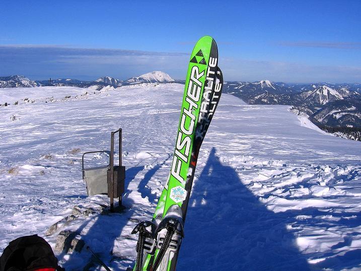 Foto: Andreas Koller / Ski Tour / Durch das Nappental auf die Kräuterin (1919m) / 18.01.2009 23:22:04