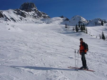Foto: hofchri / Ski Tour / Kampl (2001m) und Losegg (1647m) von Annaberg über Mauerreith / 19.01.2009 20:48:49