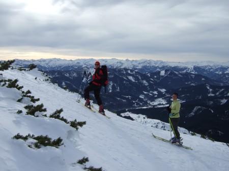 Foto: hofchri / Ski Tour / Kampl (2001m) und Losegg (1647m) von Annaberg über Mauerreith / 19.01.2009 20:49:18