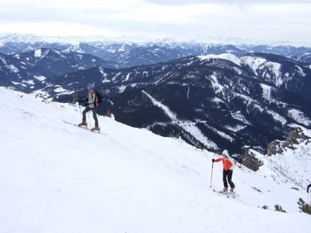Foto: hofchri / Ski Tour / Kampl (2001m) und Losegg (1647m) von Annaberg über Mauerreith / 19.01.2009 20:49:39