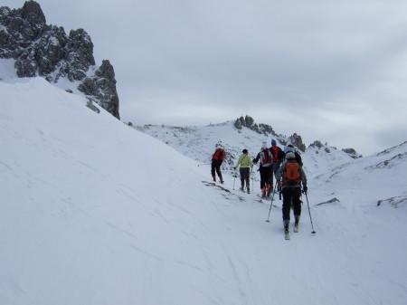 Foto: hofchri / Ski Tour / Kampl (2001m) und Losegg (1647m) von Annaberg über Mauerreith / 19.01.2009 20:50:12