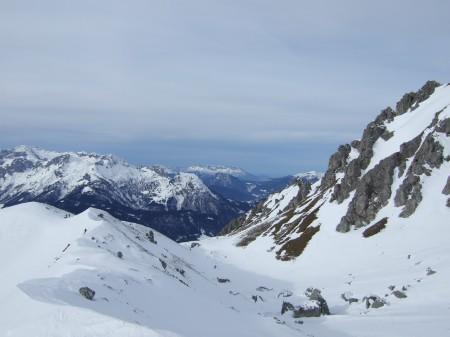 Foto: hofchri / Ski Tour / Kampl (2001m) und Losegg (1647m) von Annaberg über Mauerreith / 19.01.2009 20:53:40