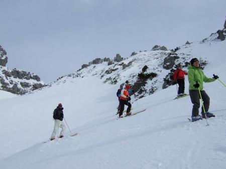 Foto: hofchri / Ski Tour / Kampl (2001m) und Losegg (1647m) von Annaberg über Mauerreith / Abfahrt zur Sulzkaralm / 19.01.2009 20:54:14