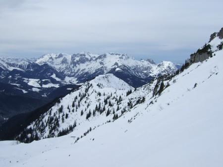 Foto: hofchri / Ski Tour / Kampl (2001m) und Losegg (1647m) von Annaberg über Mauerreith / 19.01.2009 20:54:26