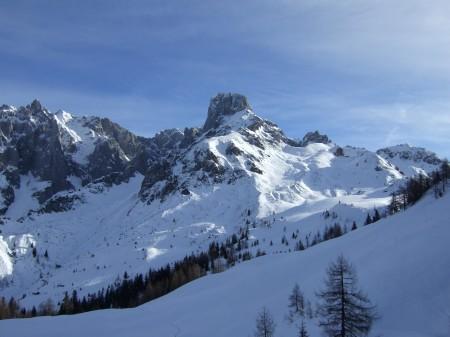 Foto: hofchri / Ski Tour / Kampl (2001m) und Losegg (1647m) von Annaberg über Mauerreith / 19.01.2009 20:46:59