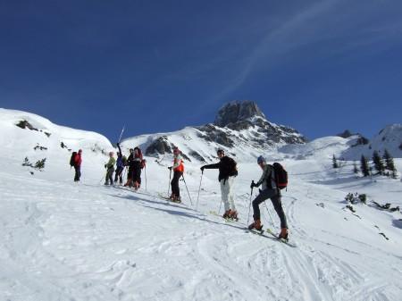 Foto: hofchri / Ski Tour / Kampl (2001m) und Losegg (1647m) von Annaberg über Mauerreith / 19.01.2009 20:48:05