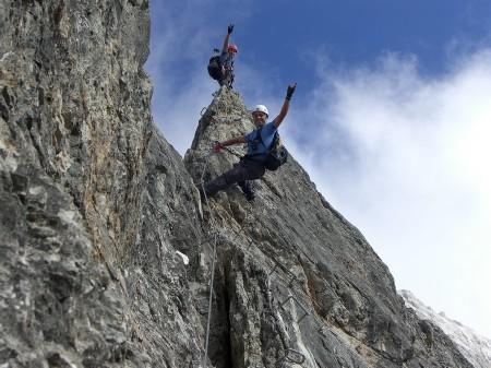 Klettersteig Hochkönig : Fotogalerie tourfotos fotos zur klettersteig tour hochkönig