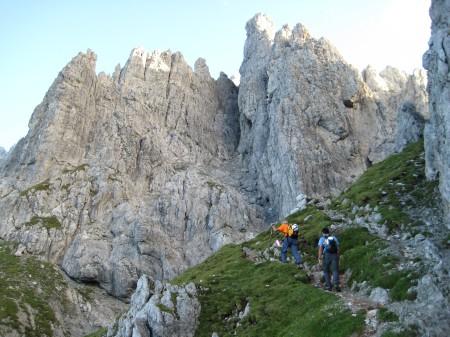 Foto: hofchri / Klettersteig Tour / Hochkönig (2941m) über