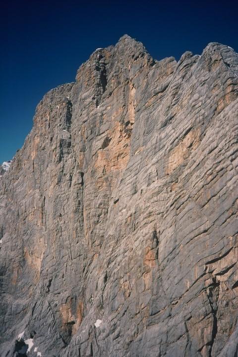 Foto: Manfred Karl / Klettersteig Tour / Johann Klettersteig auf die Dachsteinwarte / Dachstein Südwand / 22.01.2009 21:31:29