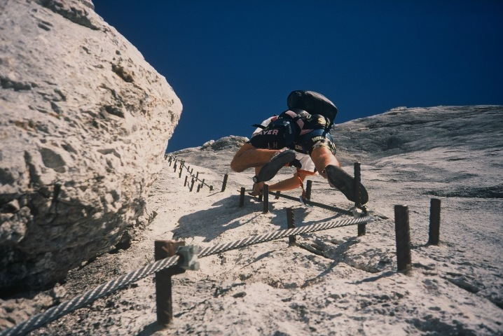 Klettersteig Johann : Fotogalerie tourfotos fotos zur klettersteig tour johann