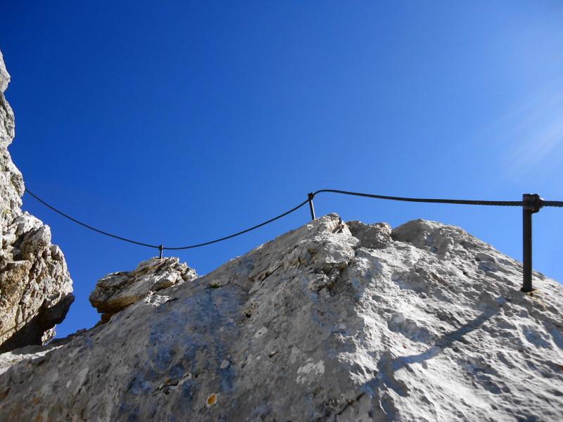 Foto: Günter Siegl / Klettersteig Tour / Irg – Klettersteig auf den Koppenkarstein / Genuss pur! / 24.08.2015 10:37:55