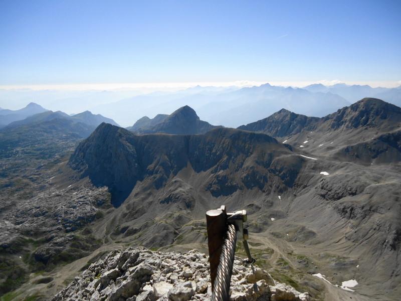 Foto: Günter Siegl / Klettersteig Tour / Irg – Klettersteig auf den Koppenkarstein / 24.08.2015 10:36:21