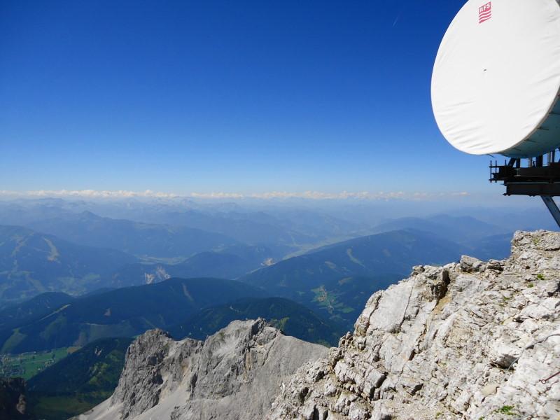 Foto: Günter Siegl / Klettersteig Tour / Irg – Klettersteig auf den Koppenkarstein / 24.08.2015 10:32:50