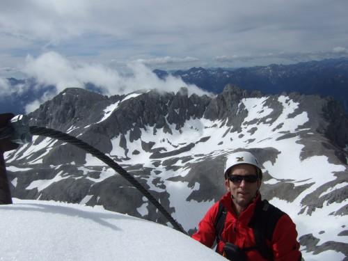 Foto: hofchri / Klettersteig Tour / Irg – Klettersteig auf den Koppenkarstein / das Schwerste ist geschafft / 20.07.2009 21:46:03