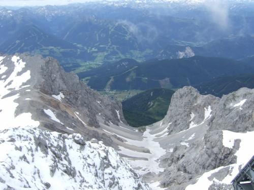 Foto: hofchri / Klettersteig Tour / Irg – Klettersteig auf den Koppenkarstein / das Edelgrießkar / 20.07.2009 21:48:03