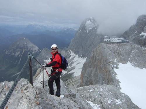 Foto: hofchri / Klettersteig Tour / Irg – Klettersteig auf den Koppenkarstein / weiterer Abstieg / 20.07.2009 21:52:38