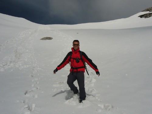 Foto: hofchri / Klettersteig Tour / Irg – Klettersteig auf den Koppenkarstein / lets drift again - so gehts schneller / 20.07.2009 21:25:10