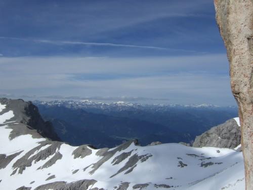 Foto: hofchri / Klettersteig Tour / Irg – Klettersteig auf den Koppenkarstein / traumhaftes Panorama / 20.07.2009 21:30:34
