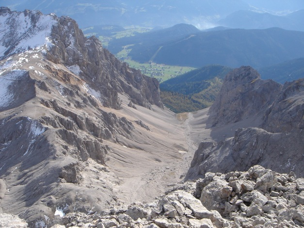 Foto: Manfred Karl / Klettersteig Tour / Irg – Klettersteig auf den Koppenkarstein / Edelgrieß - DER Zustieg für Puristen / 22.01.2009 22:03:07