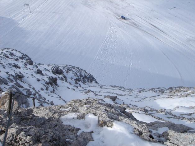 Foto: Manfred Karl / Klettersteig Tour / Irg – Klettersteig auf den Koppenkarstein / Was ist schöner? / 22.01.2009 22:02:20