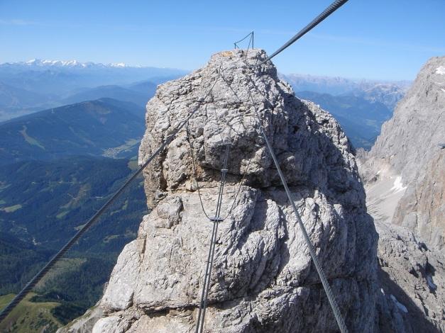 Foto: Manfred Karl / Klettersteig Tour / Irg – Klettersteig auf den Koppenkarstein / Vorschau / 22.01.2009 22:00:26