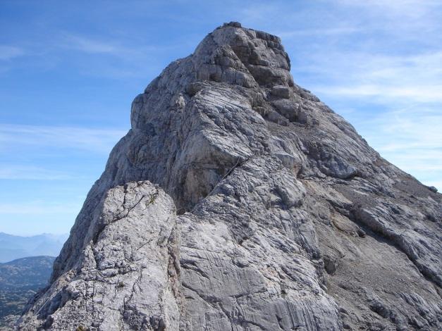 Foto: Manfred Karl / Klettersteig Tour / Irg – Klettersteig auf den Koppenkarstein / Kleiner Koppenkarstein / 22.01.2009 21:57:29