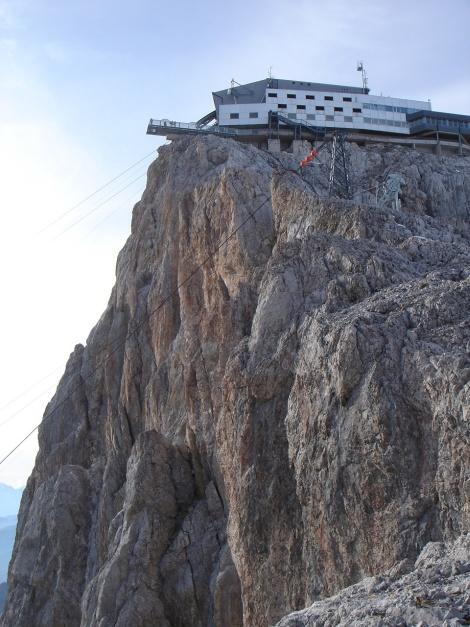 Foto: Manfred Karl / Klettersteig Tour / Irg – Klettersteig auf den Koppenkarstein / Über Geschmack lässt sich streiten - bequem ist´s allemal / 22.01.2009 21:56:14