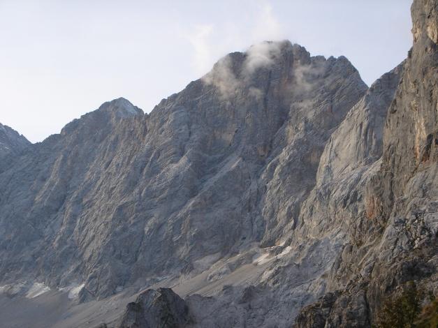 Foto: Manfred Karl / Klettersteig Tour / Irg – Klettersteig auf den Koppenkarstein / Dachstein Südwand / 22.01.2009 21:54:00